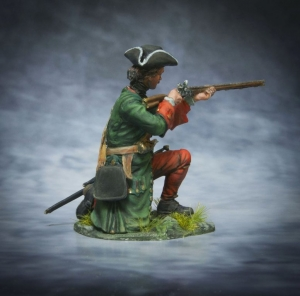 Russian fusilier of infantry regiments, 1708-10