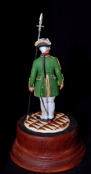 Officer of the Landed Gentry Cadet Corps, Russia 1761-62
