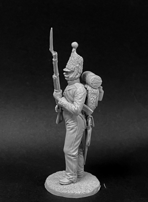 Private of grenadiers regiments  & companies, Russia 1834-43