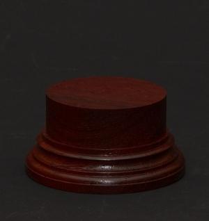 Wooden base - Paduk 45. h-30