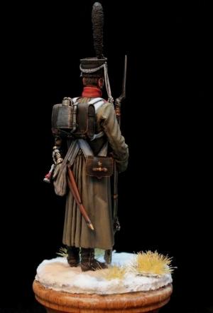 Tsar's bodyguard («Rynda»), Russia XVI-XVII cent.
