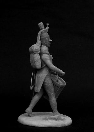 Drummer of dragoon regiments, France 1804-07