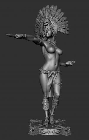 Worlds Of Fantasy: Priestess