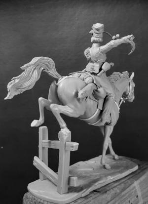 Don cossack, Russia 1812-15
