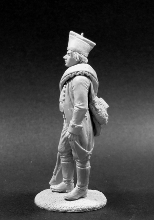 Private of the jaeger regiments, Russia 1799