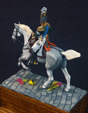 Russian Emperor Alexander I, 1814