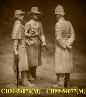 Sherlock Holmes & doktor Watson, 1890th years (2 figures)