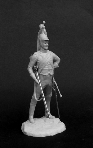 Private dragoon regiments, France 1809-11