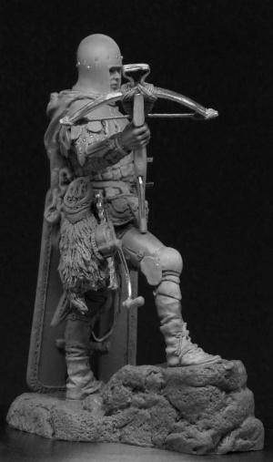 European crossbowman, 1440-55