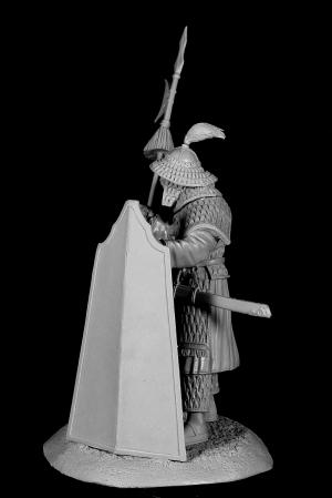 Chinese Heavy Infantryman, XIII cent.