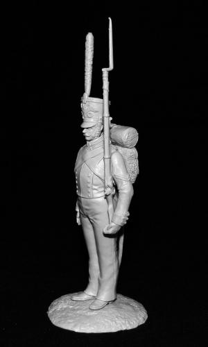 Рядовой Лейб-гвардии пехотных полков, Россия 1839-43 гг.