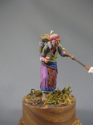 Worlds of Fantasy: Old witch