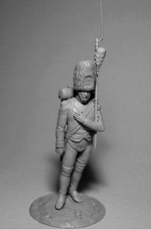 Swiss grenadier, 1808-13