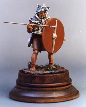 Roman velite, 110 B.C.