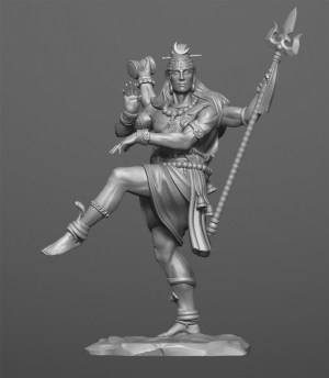 Индийский бог Шива