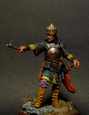 Muslim noble warrior,  XVI-XVII century