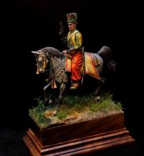 Officer of the Lithuanian Tartars, France 1812-13