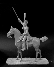 Staff-Officer of the Life-Guard Litovskiy Regiment, Russia 1812-14