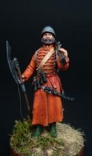 Стрелец, Россия 1670-80 гг.