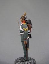 Private of grenadiers (or carabiniers) regiments, Russia 1855-57