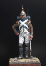 Italian fusilier of the Legion «Piemonte Du Midi», 1805-09