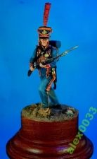 Sailor of a battalion of Guards  seamen, France 1810