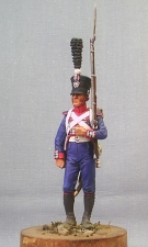 Hessen-Darmstadt of the Life-Guard regiment, 1809-13