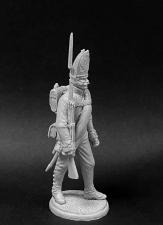 NCO of grenadiers regiments & companies, Russia 1812-14