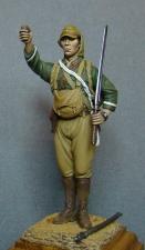 Японский десантник подразделения Каору, 1944