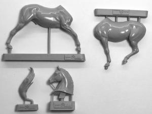 Животные: Лошадь №4