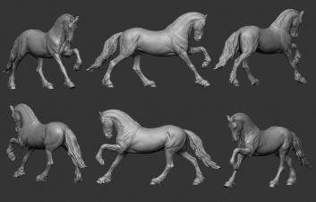 Animal: Horse №10
