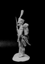 Corporal Spanish line infantry regiment «Joseph Napoleon», 1809-12