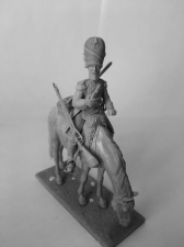 Sapper of dragoon regiments, France 1804-12