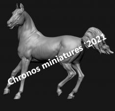 Животные: Лошадь №20 (75)