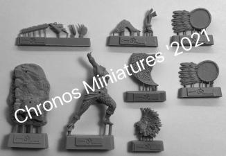 Worlds Of Fantasy: Montezuma's Daughter