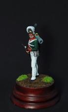 Grenadier of the Yekaterinoslav Grenadier Regiment, Russia, 1789-92