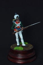 Grenadier of the Yekaterinoslav Grenadier Regiment, Russia, 1789-92