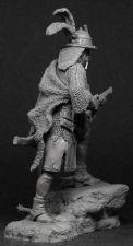Polish cavalryman, 17th century