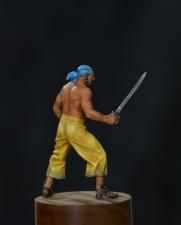 The pirate (№ 3), 18 century