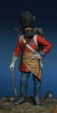 British pioneer of the Grenadier Guards regiment, 1856-57
