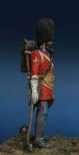 British pioneer of the Grenadier Guards regiment, 1856-57