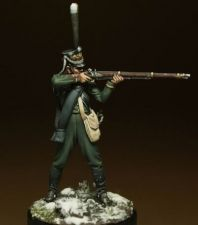 Russian Unter-officer (NCO) of the Life-Guard regiments, 1812-14