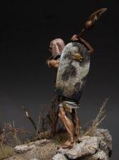 Древнеегипетский пеший воин (Новое Царство), XV-XIII века до н.э.