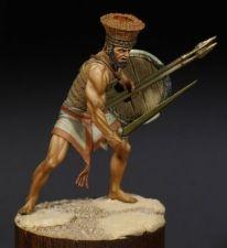 Philistine Heavy Infantryman, XIII-XII cent. B.C.