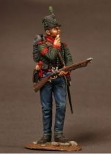 British sergeant 60th (Royal American) regiment, 1813-14