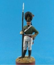 Russian Unter-officer (NCO) of the Life-Guard regiments, 1802-05