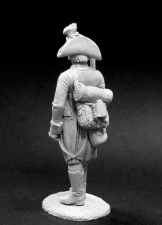 Non-commissioned officer (NCO) of jaeger regiments, Russia 1799