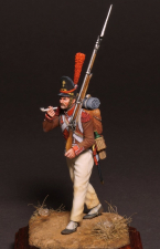 Grenadier infantry regiments of the Portuguese Legion, 1809-14