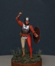 Italian infantryman, 1450-1500