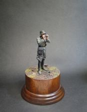 German infantry officer of Wehrmacht, 1939-42.
